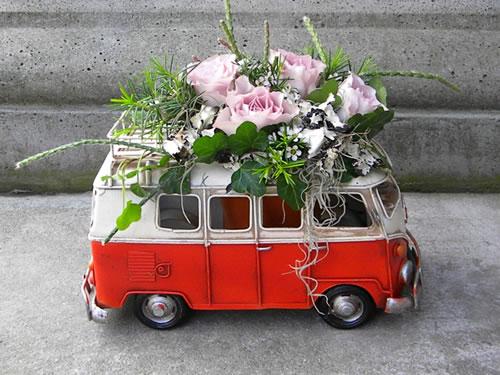 Kurier kwiatowy